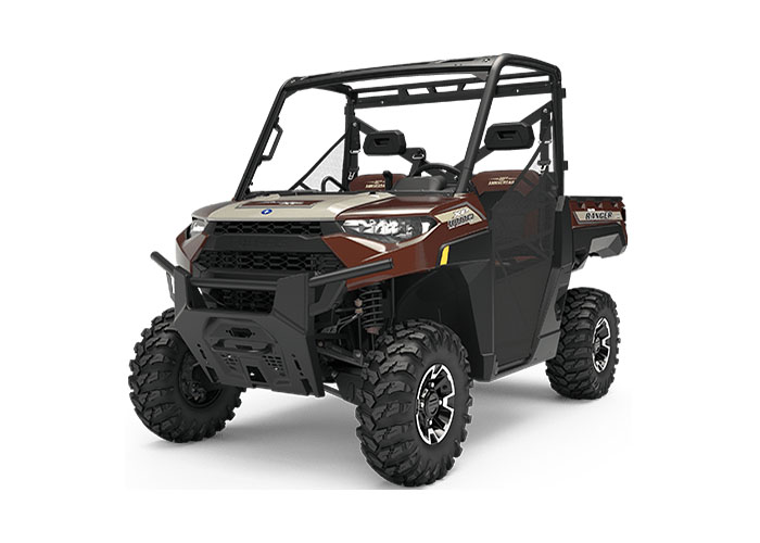 2019 Polaris Ranger XP 1000 EPS 20th Anniversary Limited Edition in Perry, Florida