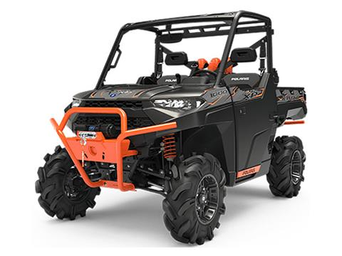 2019 Polaris Ranger XP 1000 EPS High Lifter Edition in Newberry, South Carolina