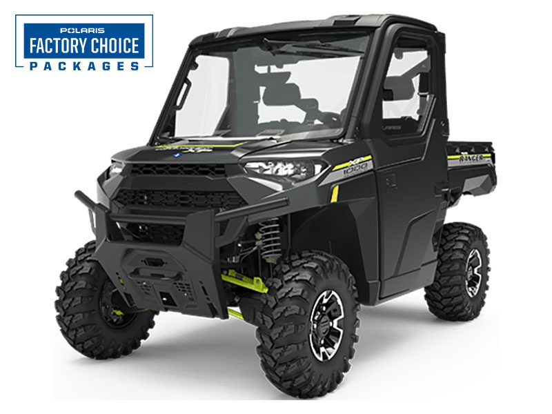 2019 Polaris Ranger XP 1000 EPS Northstar Edition Factory Choice in Adams, Massachusetts - Photo 1