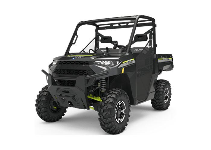 2019 Polaris Ranger XP 1000 EPS Premium in Afton, Oklahoma - Photo 1