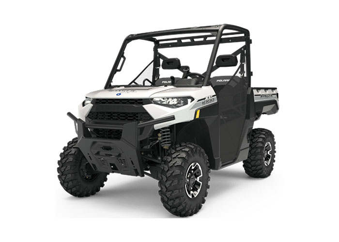 2019 Polaris Ranger XP 1000 EPS Premium in Ponderay, Idaho - Photo 1