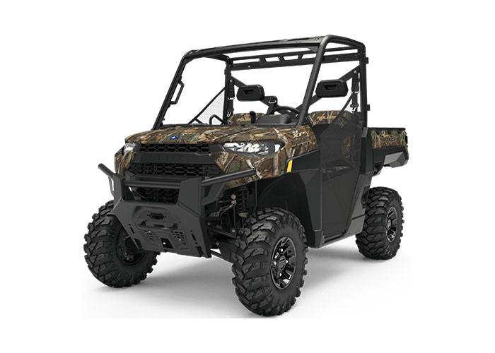 2019 Polaris Ranger XP 1000 EPS Premium in Cleveland, Ohio - Photo 1