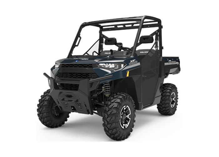 2019 Polaris Ranger XP 1000 EPS Premium in Cambridge, Ohio - Photo 7