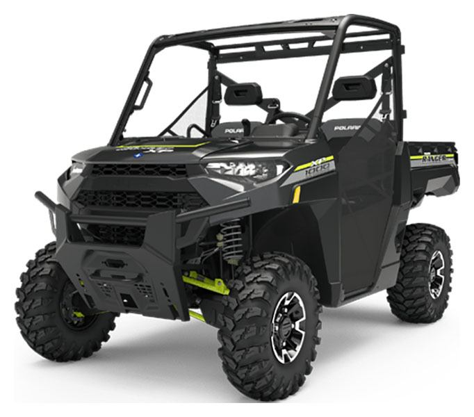 2019 Polaris Ranger XP 1000 EPS Premium in New Haven, Connecticut - Photo 1