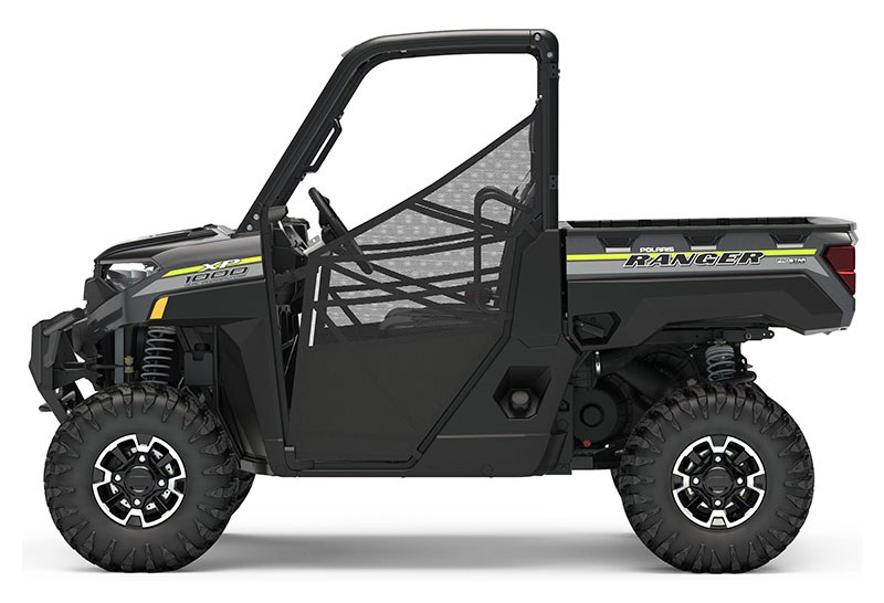 2019 Polaris Ranger XP 1000 EPS Premium in Winchester, Tennessee - Photo 2
