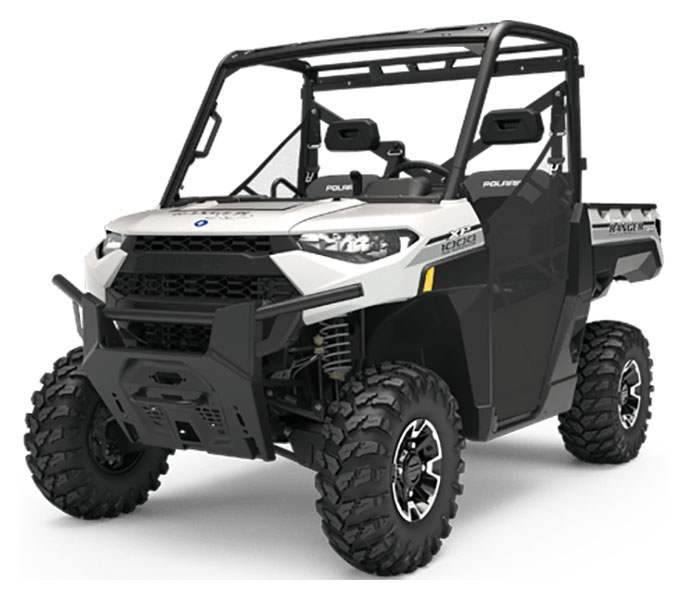 2019 Polaris Ranger XP 1000 EPS Premium in Monroe, Michigan - Photo 1