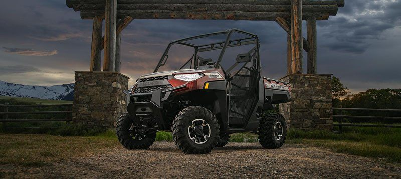 2019 Polaris Ranger XP 1000 EPS Premium in Yuba City, California - Photo 9