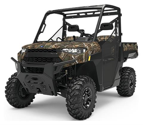 2019 Polaris Ranger XP 1000 EPS Premium in Huntington Station, New York - Photo 1