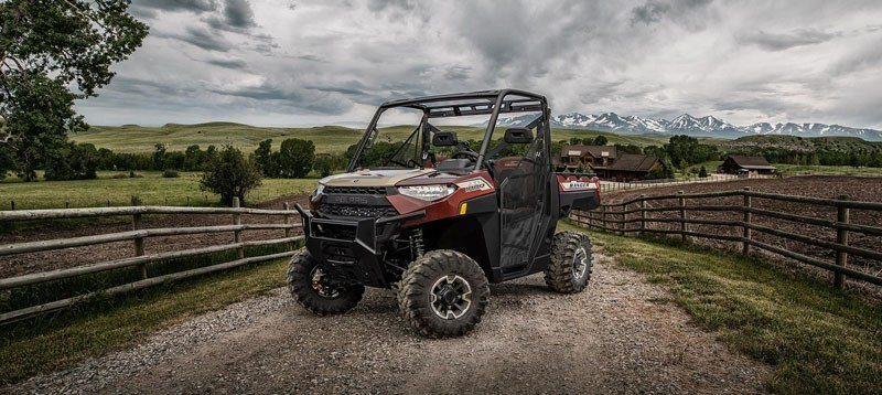 2019 Polaris Ranger XP 1000 EPS Premium in Hillman, Michigan