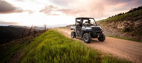 2019 Polaris Ranger XP 1000 EPS Premium in Barre, Massachusetts