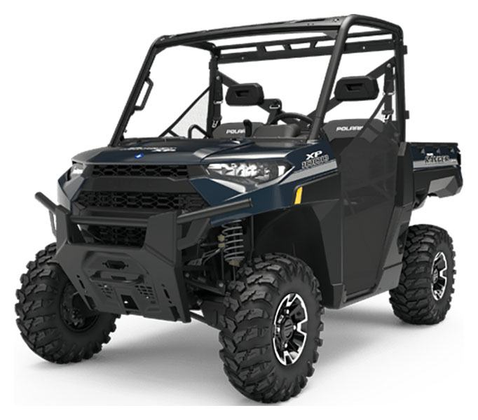 2019 Polaris Ranger XP 1000 EPS Premium in Stillwater, Oklahoma - Photo 1