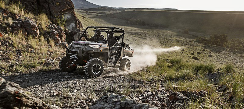 2019 Polaris Ranger XP 1000 EPS Premium in Elkhart, Indiana - Photo 2