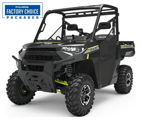 2019 Polaris Ranger XP 1000 EPS Premium Factory Choice in Homer, Alaska
