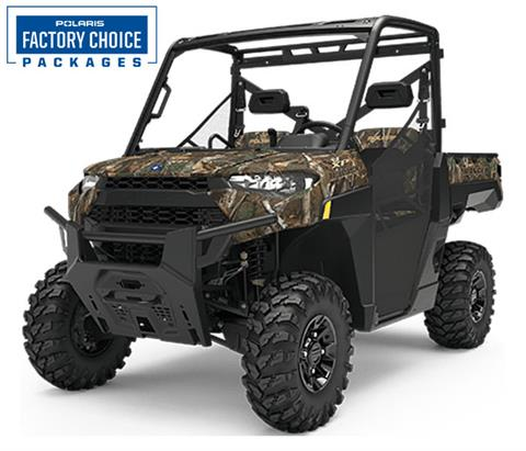 2019 Polaris Ranger XP 1000 EPS Premium Factory Choice in Bolivar, Missouri - Photo 4