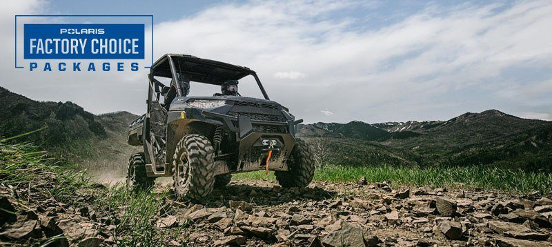 2019 Polaris Ranger XP 1000 EPS Premium Factory Choice in Yuba City, California - Photo 7