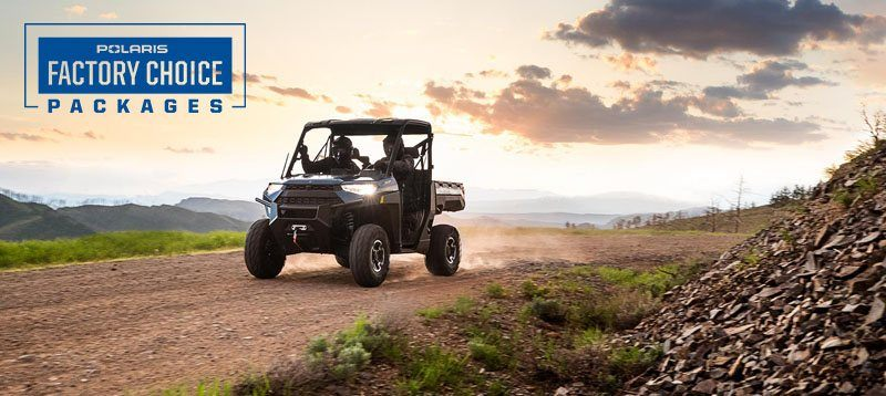 2019 Polaris Ranger XP 1000 EPS Premium Factory Choice in Fleming Island, Florida - Photo 8