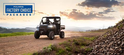 2019 Polaris Ranger XP 1000 EPS Premium Factory Choice in Yuba City, California - Photo 8