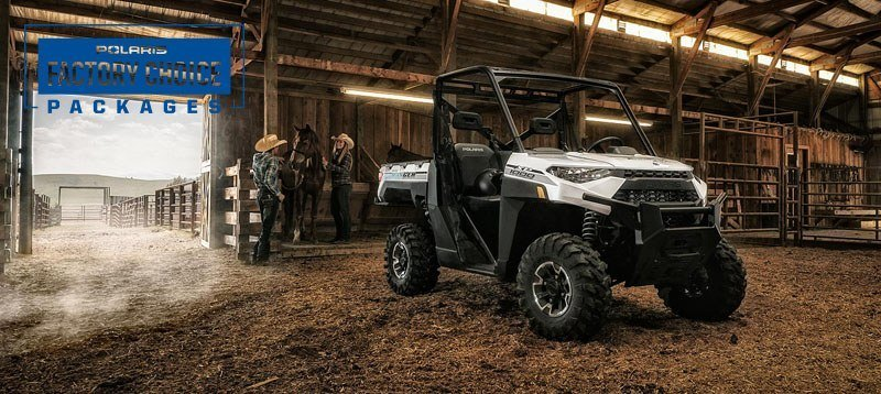 2019 Polaris Ranger XP 1000 EPS Premium Factory Choice in Yuba City, California - Photo 10