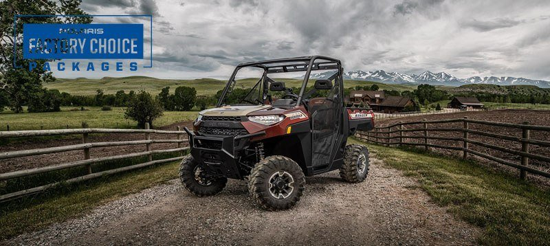 2019 Polaris Ranger XP 1000 EPS Premium Factory Choice in Fleming Island, Florida - Photo 13