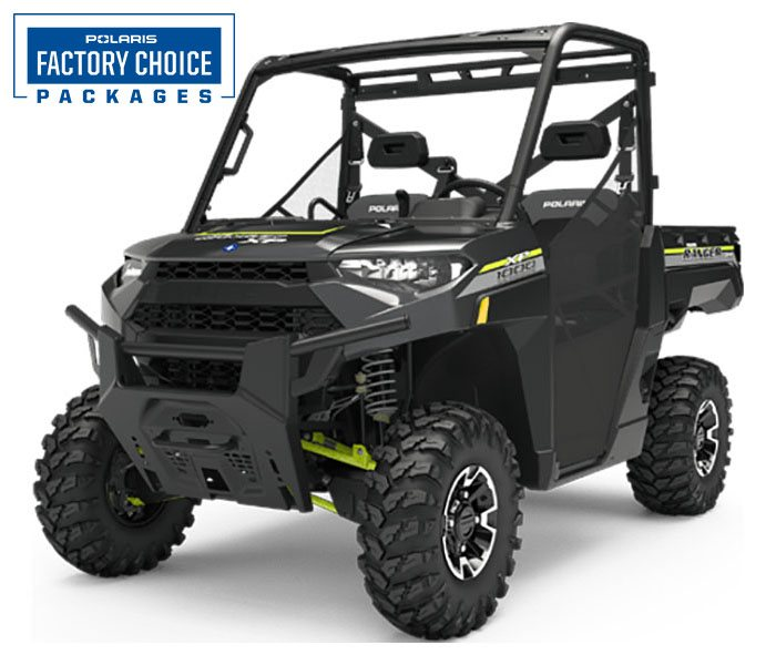2019 Polaris Ranger XP 1000 EPS Premium Factory Choice in Huntington Station, New York - Photo 1
