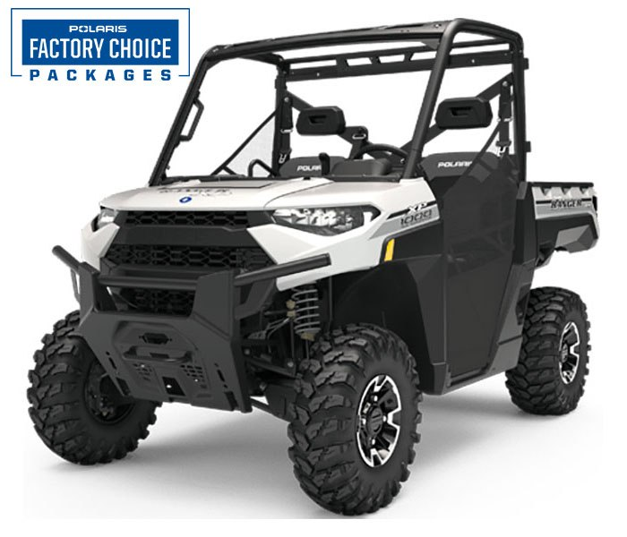 2019 Polaris Ranger XP 1000 EPS Premium Factory Choice in Newport, Maine - Photo 2