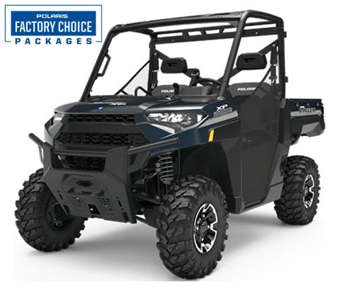 2019 Polaris Ranger XP 1000 EPS Premium Factory Choice in Ottumwa, Iowa - Photo 3