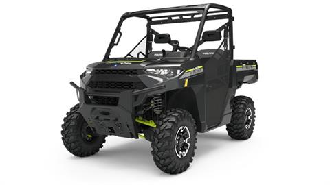2019 Polaris Ranger XP 1000 EPS Ride Command in Monroe, Michigan