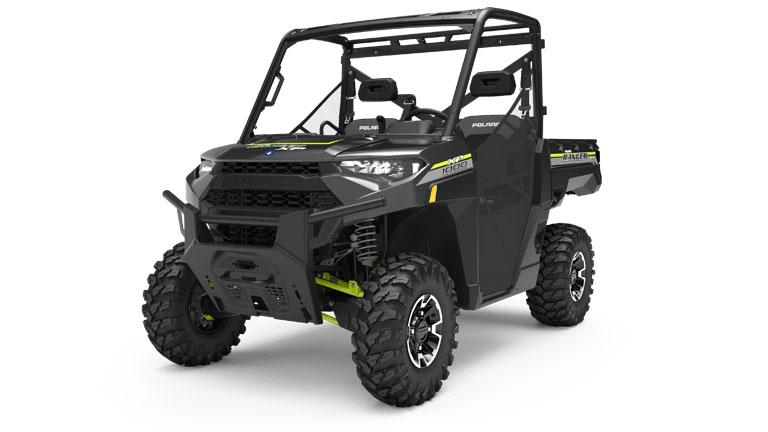 2019 Polaris Ranger XP 1000 EPS Ride Command in Garden City, Kansas - Photo 1