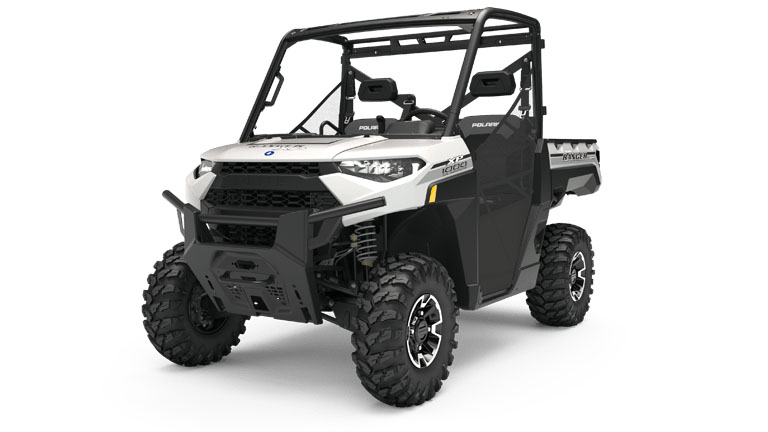 2019 Polaris Ranger XP 1000 EPS Ride Command in Calmar, Iowa - Photo 1