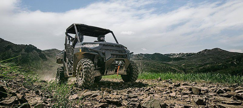 2019 Polaris Ranger XP 1000 EPS Ride Command in Perry, Florida