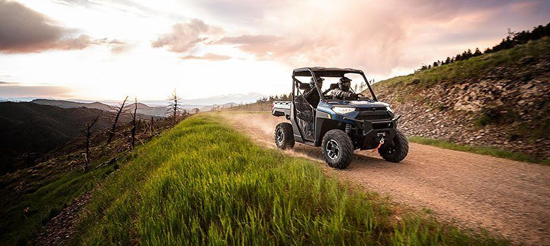 2019 Polaris Ranger XP 1000 EPS Ride Command in Attica, Indiana