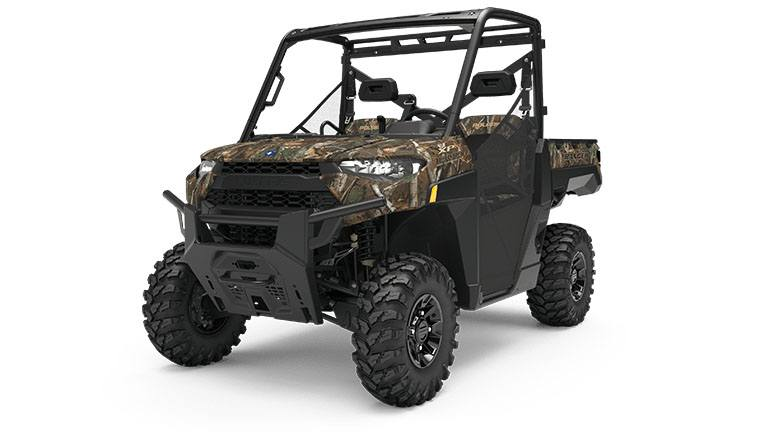2019 Polaris Ranger XP 1000 EPS Ride Command in Attica, Indiana - Photo 1