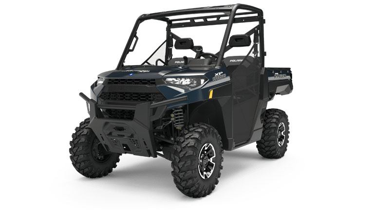 2019 Polaris Ranger XP 1000 EPS Ride Command in Pierceton, Indiana - Photo 1