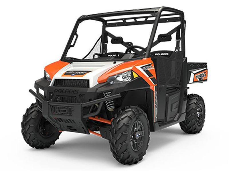 2019 Polaris Ranger XP 900 EPS in Milford, New Hampshire - Photo 2