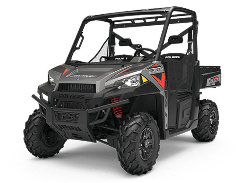 2019 Polaris Ranger XP 900 EPS in Three Lakes, Wisconsin - Photo 1