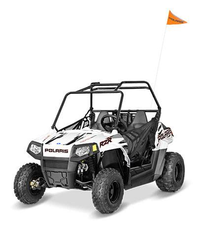 2019 Polaris RZR 170 EFI in Minocqua, Wisconsin