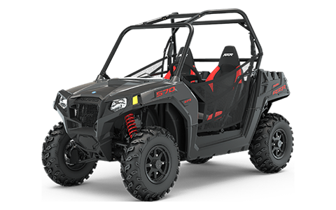 2019 Polaris RZR 570 EPS in Woodstock, Illinois