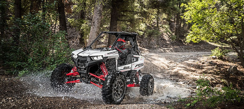 2019 Polaris RZR RS1 in Adams, Massachusetts