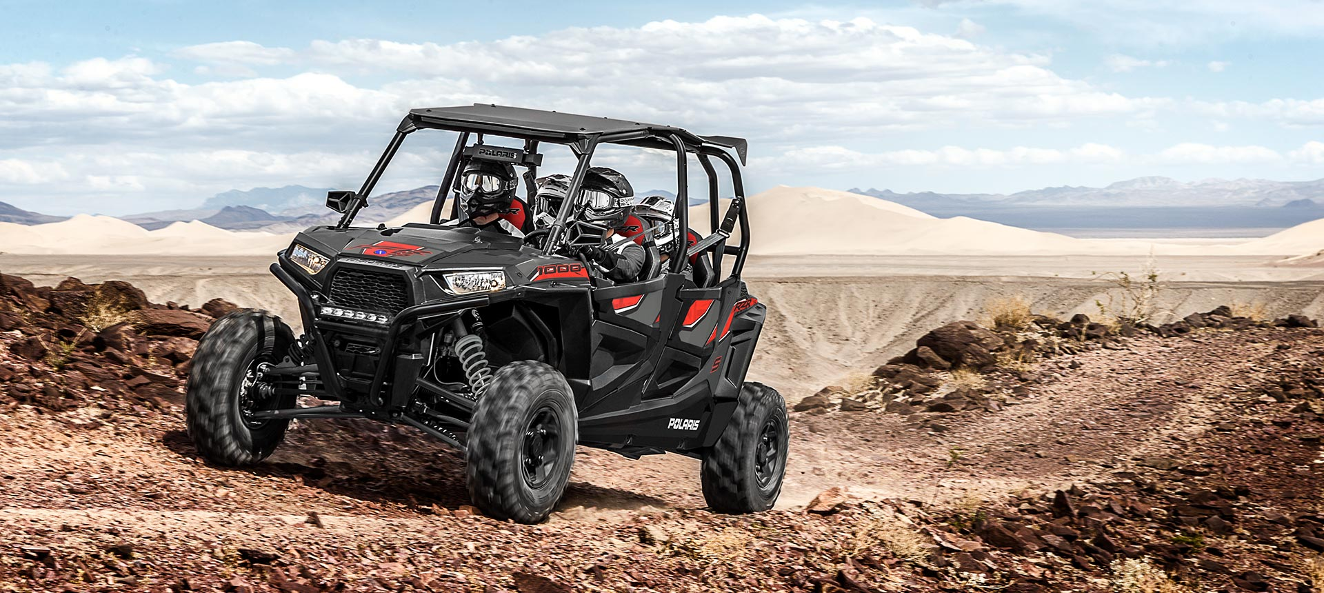 2019 Polaris RZR S4 1000 EPS in Mio, Michigan - Photo 2