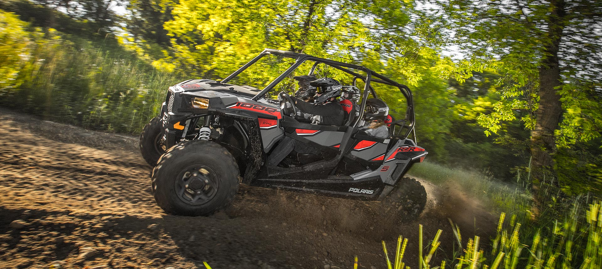 2019 Polaris RZR S4 1000 EPS in Hillman, Michigan
