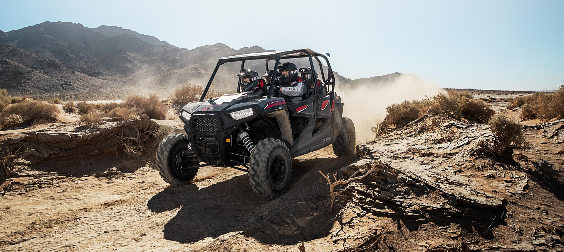 2019 Polaris RZR S4 1000 EPS in Barre, Massachusetts
