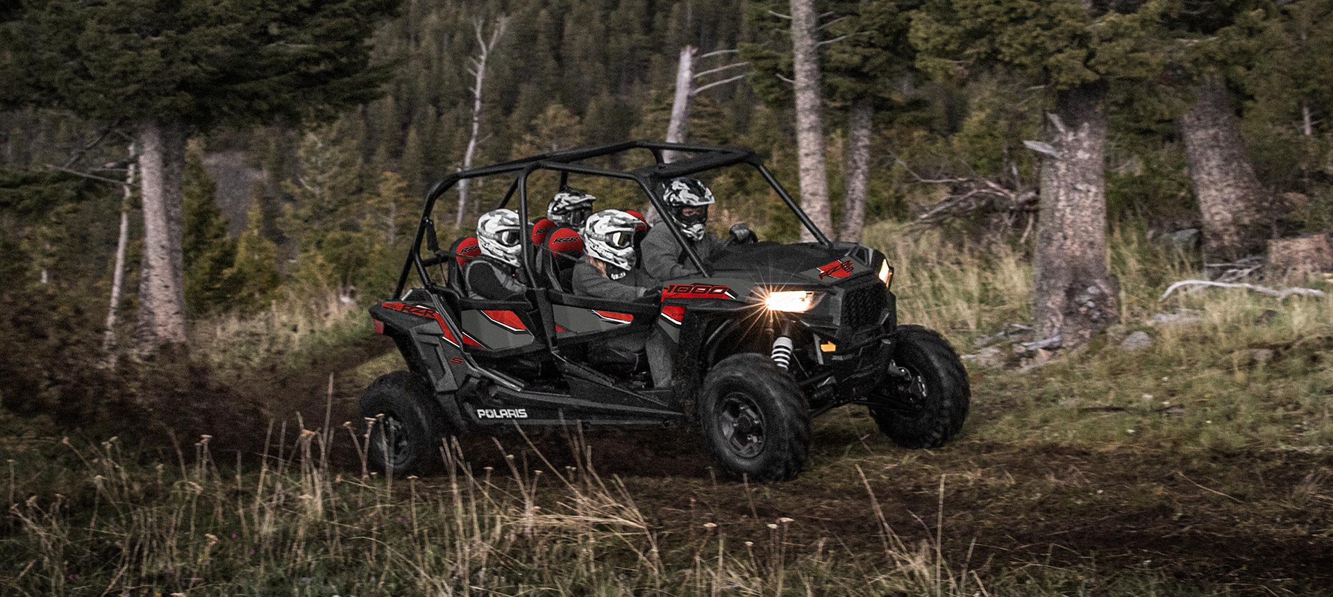 2019 Polaris RZR S4 1000 EPS in Center Conway, New Hampshire