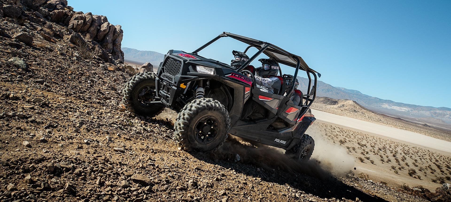 2019 Polaris RZR S4 1000 EPS in Pierceton, Indiana