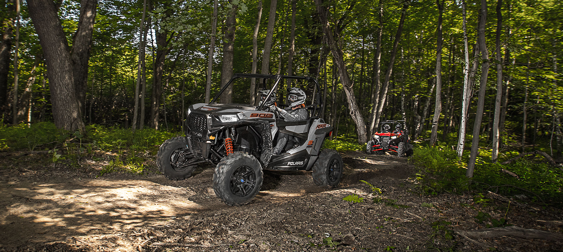 2019 Polaris RZR S 900 in Woodstock, Illinois