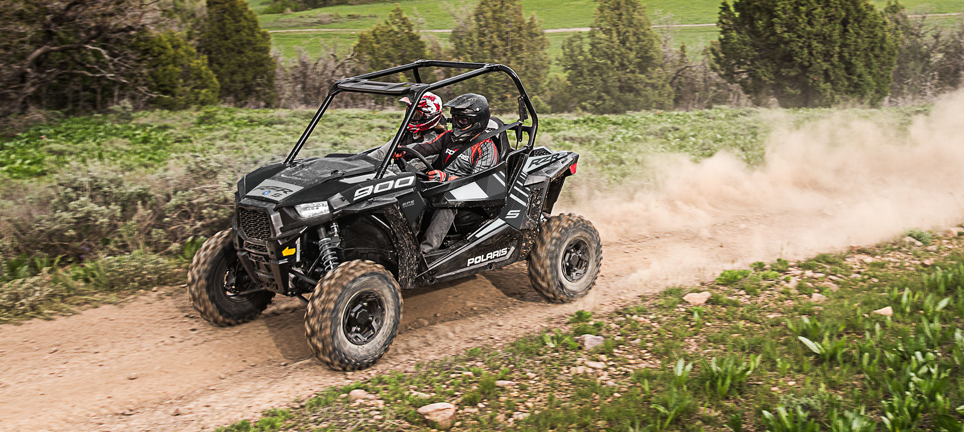 2019 Polaris RZR S 900 EPS in Estill, South Carolina