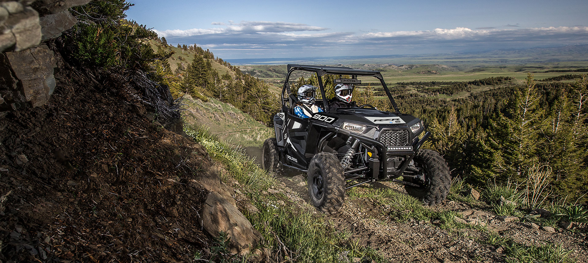 2019 Polaris RZR S 900 EPS in Kirksville, Missouri