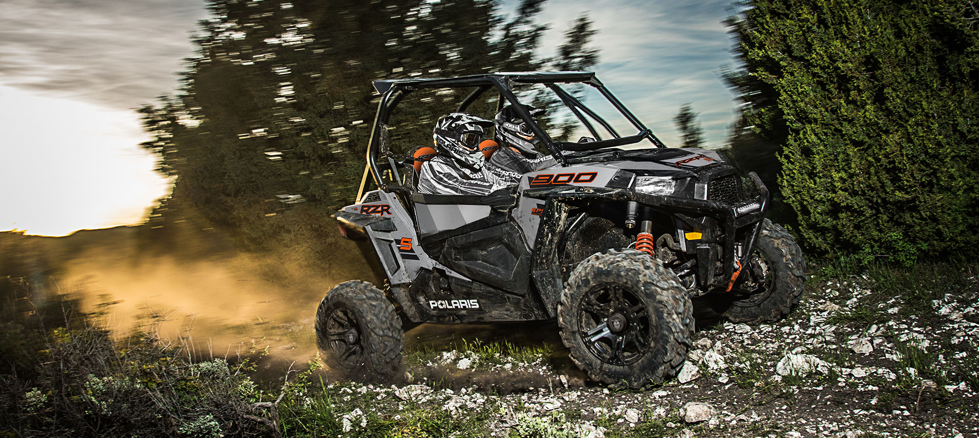 2019 Polaris RZR S 900 EPS in Ukiah, California
