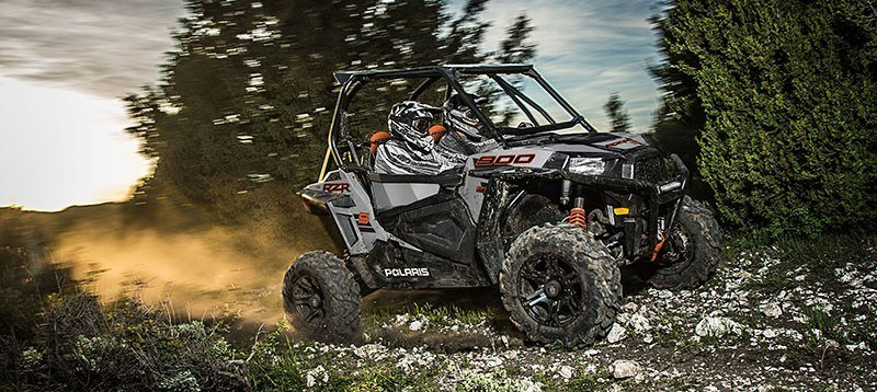 2019 Polaris RZR S 900 EPS in Sterling, Illinois - Photo 5