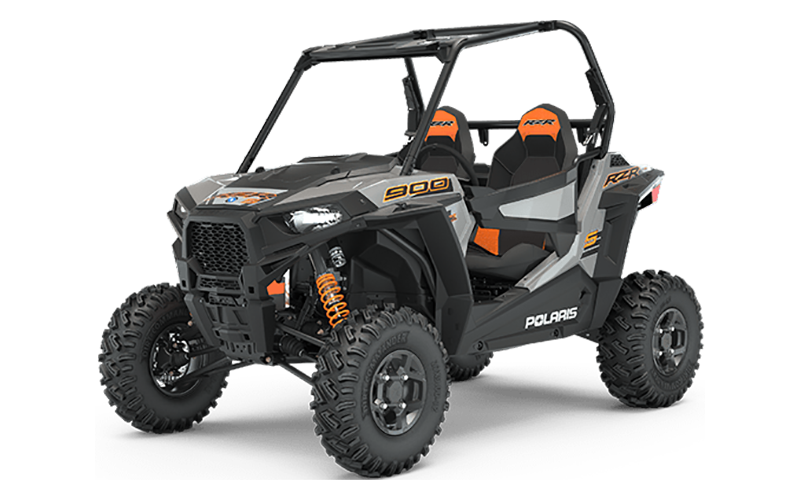 2019 Polaris RZR S 900 EPS in Milford, New Hampshire