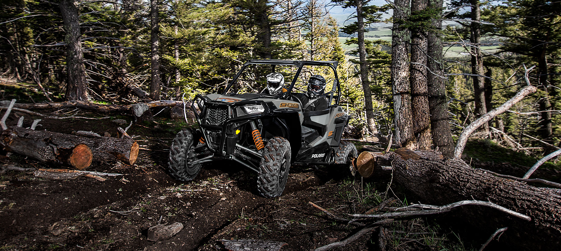 2019 Polaris RZR S 900 EPS in Malone, New York - Photo 2